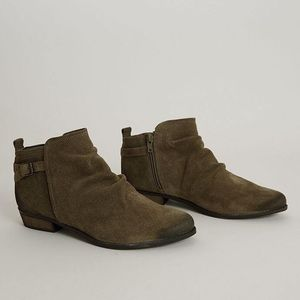 Naughty Monkey Suede Boots. 8